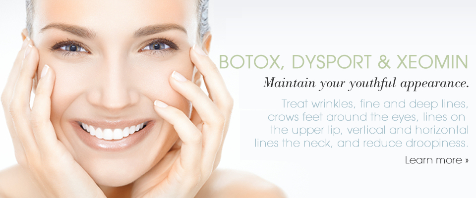 Botox, Dysport and Xeomin Picture